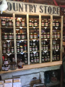 Kentucky Food at the Old Country Store