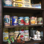 Vintage Dishes and Kitchen Collectibles at the Old Country Store