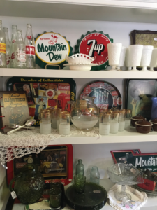 Vintage and Antique Collectors will LOVE the Old Country Store!