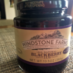 Kentkucky Proud: Windstone Farms Blackberry Jam