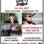 Big O Music Fest July 8, 2017!