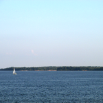 First Day of Summer Picture of the Day: Sailboat on Kentucky Lake