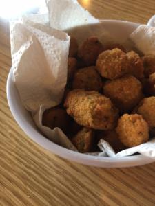 Fried Okra