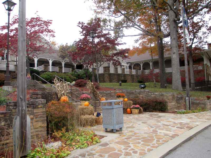 Pine Mountain State Resort Park Lodge