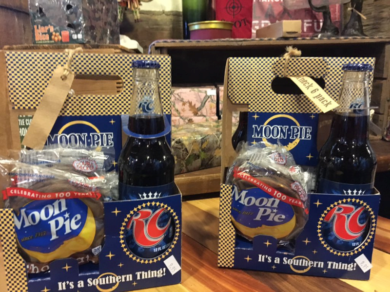 RC Cola and Moon Pies