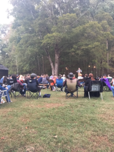 Snap Apple Night at the Homeplace 2017