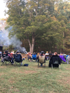 Snap Apple Night at the Homeplace