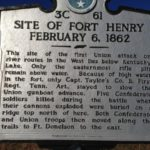 Fort Henry Anniversary Program at The Homeplace in the Land Between the Lakes