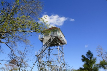 Pinnacle Knob Fire Tower