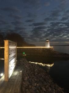 Lighthouse Landing and Kentucky Lake, Winter 2019