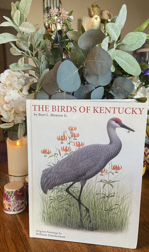 The Birds of Kentucky Bird Guide by Burt L. Monroe Jr.