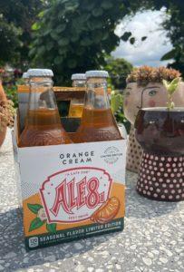Ale-8-One Orange Cream Soda